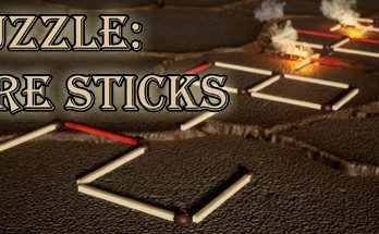 Puzzle: Fire Sticks PC Game Free Download