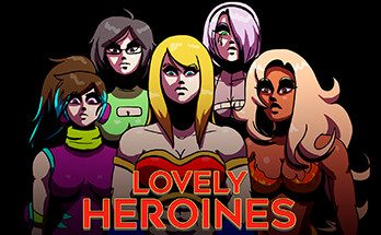 Lovely Heroines PC Game Free Download