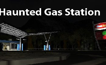 Haunted Gas Station PC Game Free Download