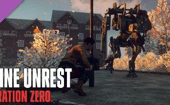 Generation Zero Alpine Unrest Free Download PC Game