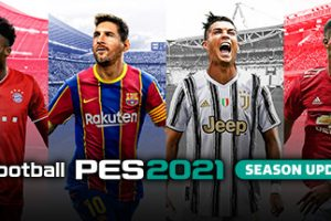 EFootball PES 2021 PC Game Free Download