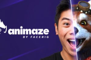 Animaze by Face Rig PC Game Free Download
