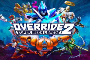 Override 2 Super Mech League Game PC Free Download for Mac