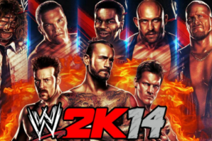 Download WWE 2K14 Game For PC Full Version